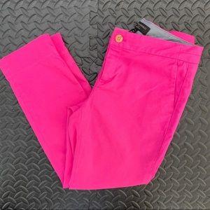Banana Republic | Hot! Pink Trousers
